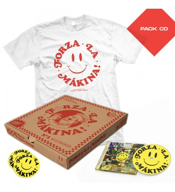 "Pizza-Pack CD ""Forza la..."