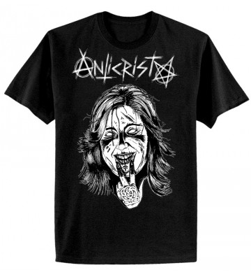 """Anticrista"" T-shirt"