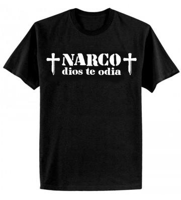 """dios te odia"" T-Shirt"