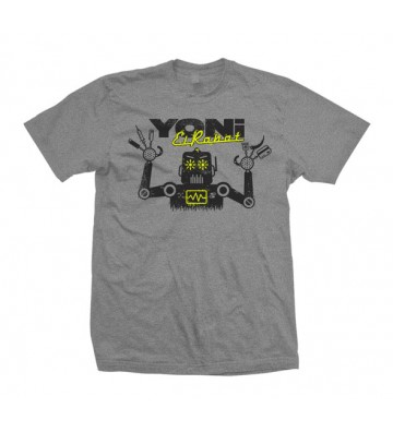 """Yoni the robot"" T-shirt"
