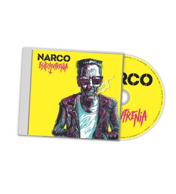 "CD NARCO ""Espichufrenia"""