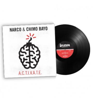 VINILO NARCO & CHIMO BAYO...