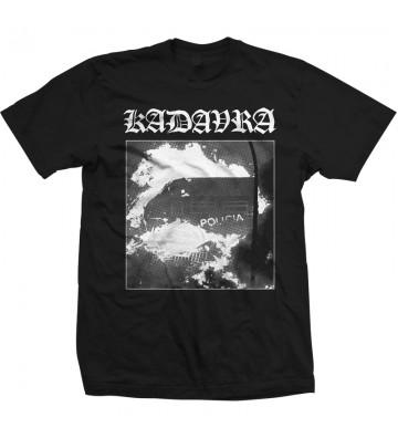 "Camiseta KADAVRA ""Fuego"""